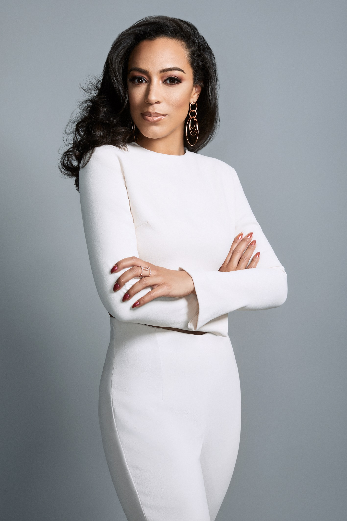 Angela Rye, principal and CEO of IMPACT Strategies, lawyer and political strategist, will serve as the keynote speaker at Kent State University's annual Martin Luther King Jr. Celebration. The event will take place Jan. 23 at 3:30 p.m. in the Kent Student Center Ballroom. (Photo provided by Angela Rye)