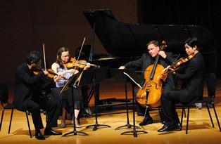 Photo of Miami String Quartet