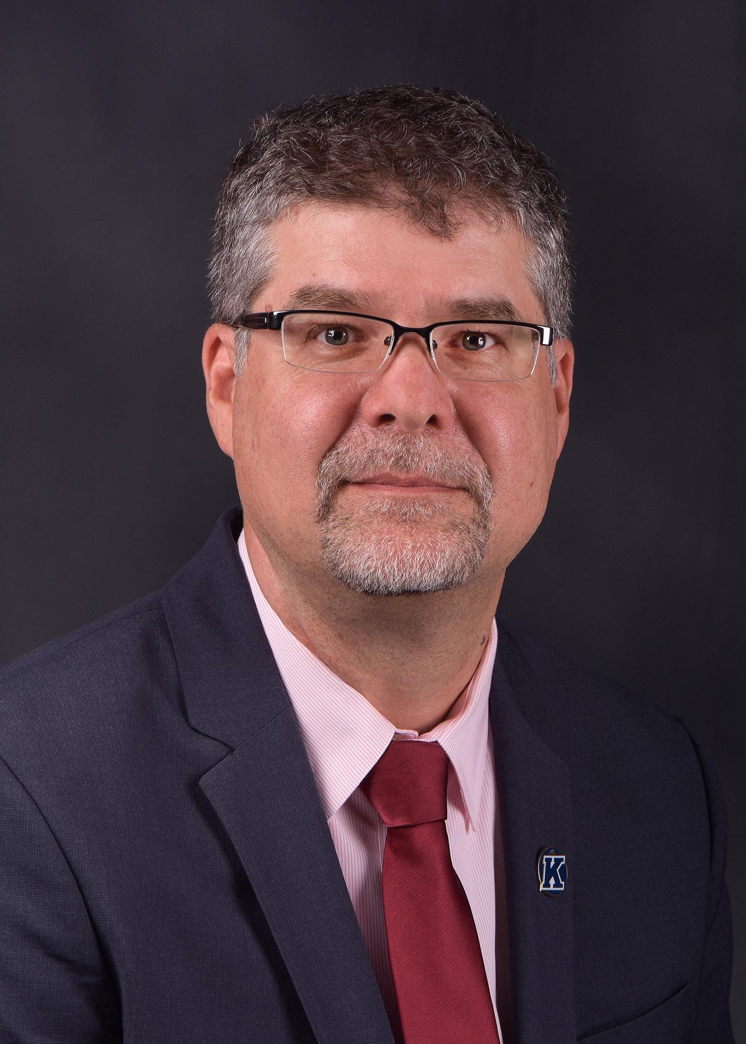 Torsten Hegmann, Ph.D., is the new director of Kent State University's Advanced Materials and Liquid Crystal Institute effective July 1, 2019.