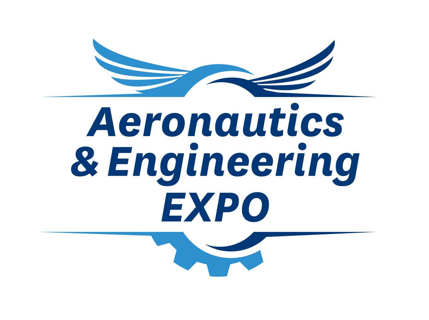 Logo for Aeronautics and Engineering EXPO