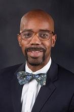 Headshot of Dr. Lamar Hylton