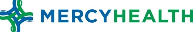Logo for Mercy Health