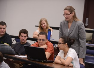 Photo from Kent State's College of Business Administration