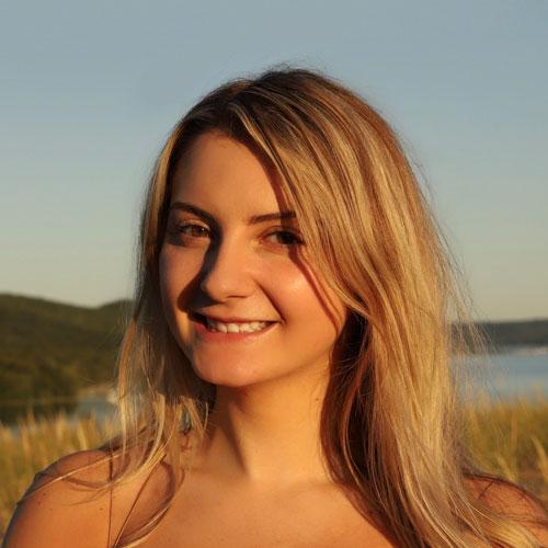 Photo of Olivia Haas