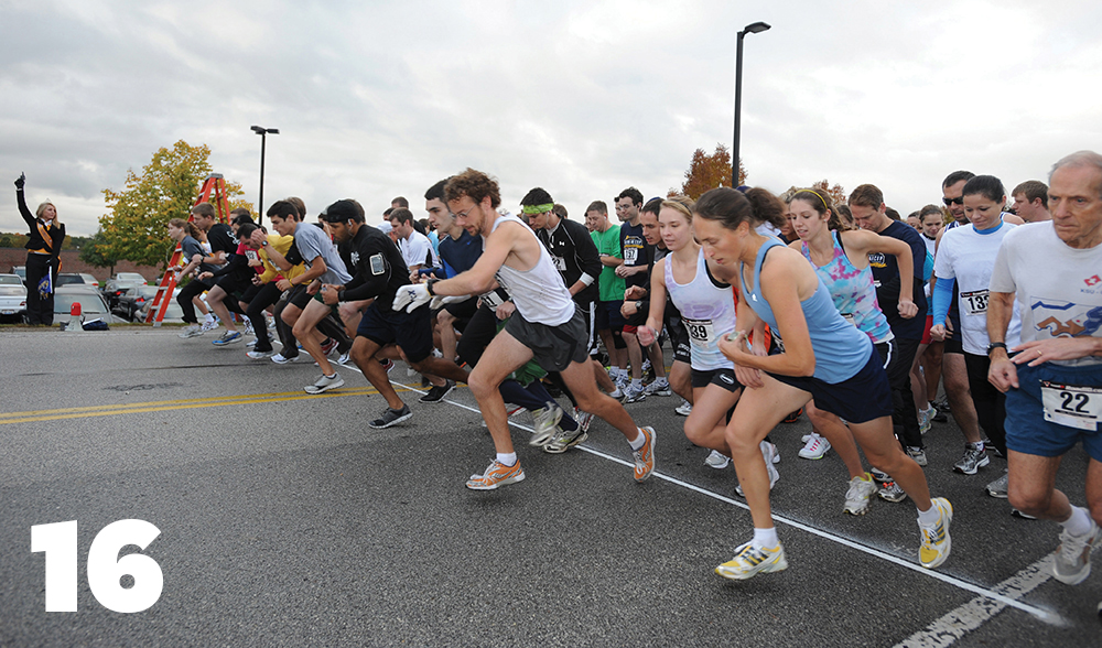 The 9th annual Bowman Cup 5K Race