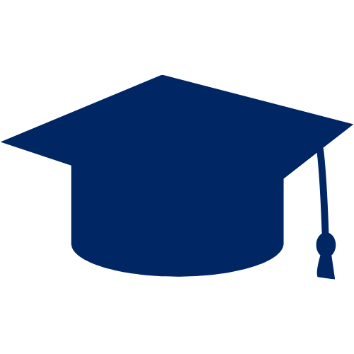 GradCap in Navy