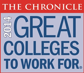 """Logo for """"Great Colleges to Work For"""""""