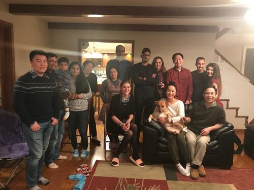 Group Thanksgiving