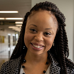 Camille Anderson, '10