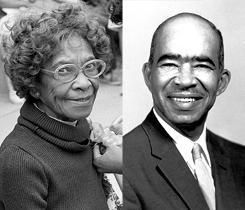 Edith Ritchie and Oscar Ritchie