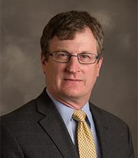 Headshot of Dr. Daniel E. Palmer