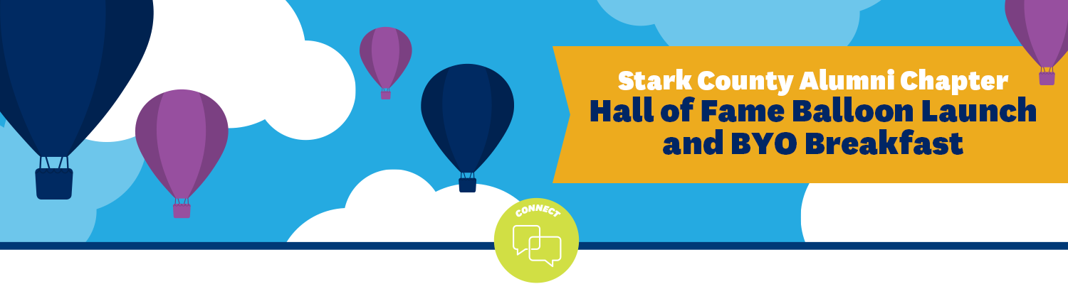 Hall of Fame Balloon Launch and BYO Breakfast
