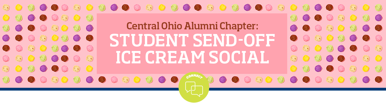 Central Ohio Alumni Chapter: Student Send-Off Ice Cream Social