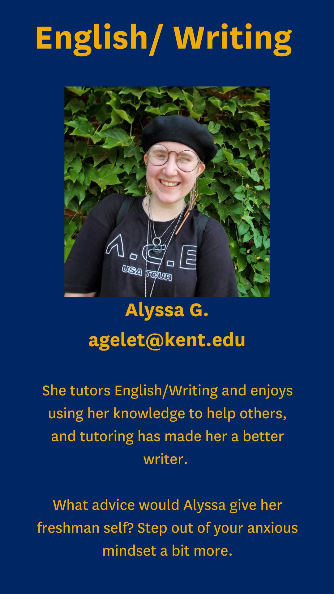 Alyssa Gelet