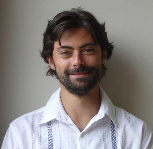 Graduate student Michael Lomnitz