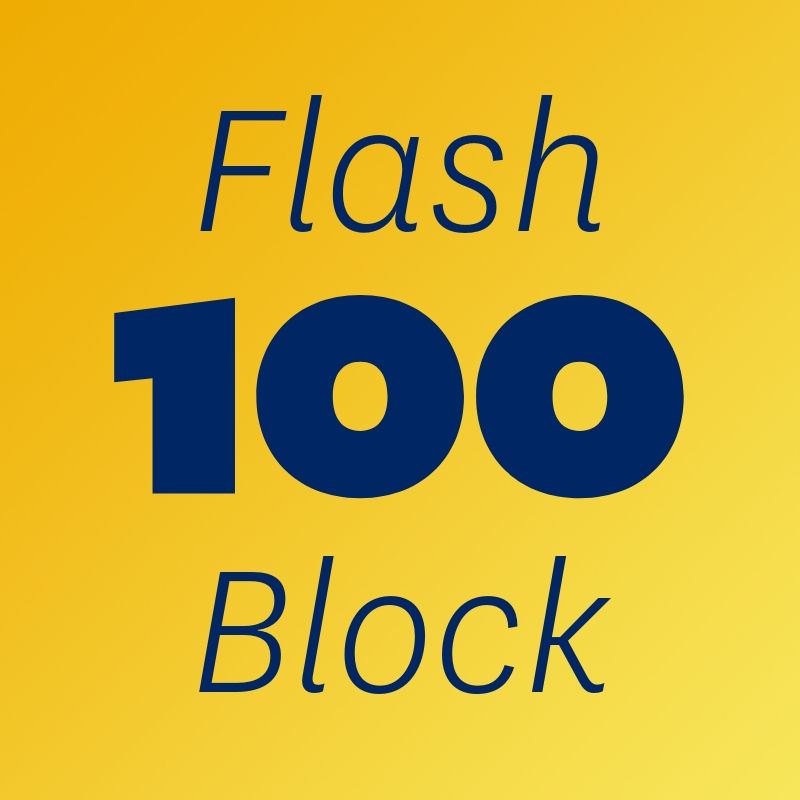 Flash 100 Plan
