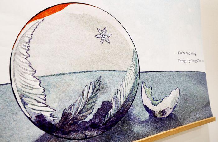 Bubble illustration