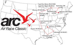 Air Race Classic Winners