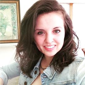 Early Childhood graduate student Abigail Recker