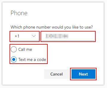 Provide phone information