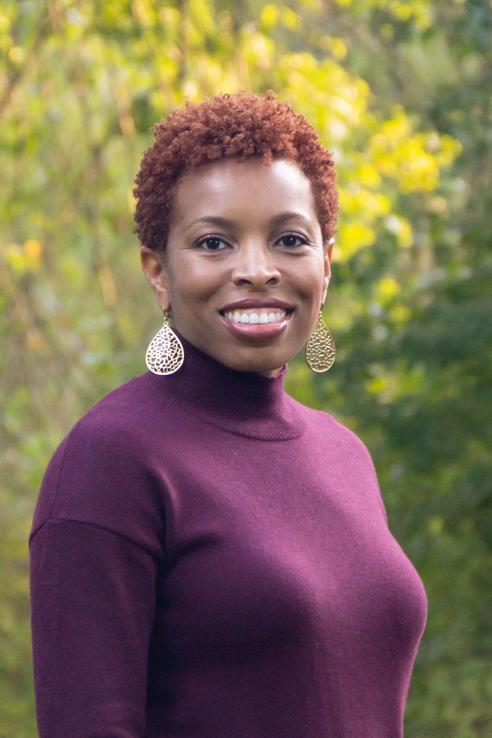 Kizzy Albritton, Ph.D., assistant professor in the School of Lifespan Development and Educational Sciences at Kent State