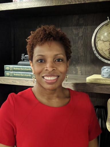 Dr. Kizzy Albritton Headshot