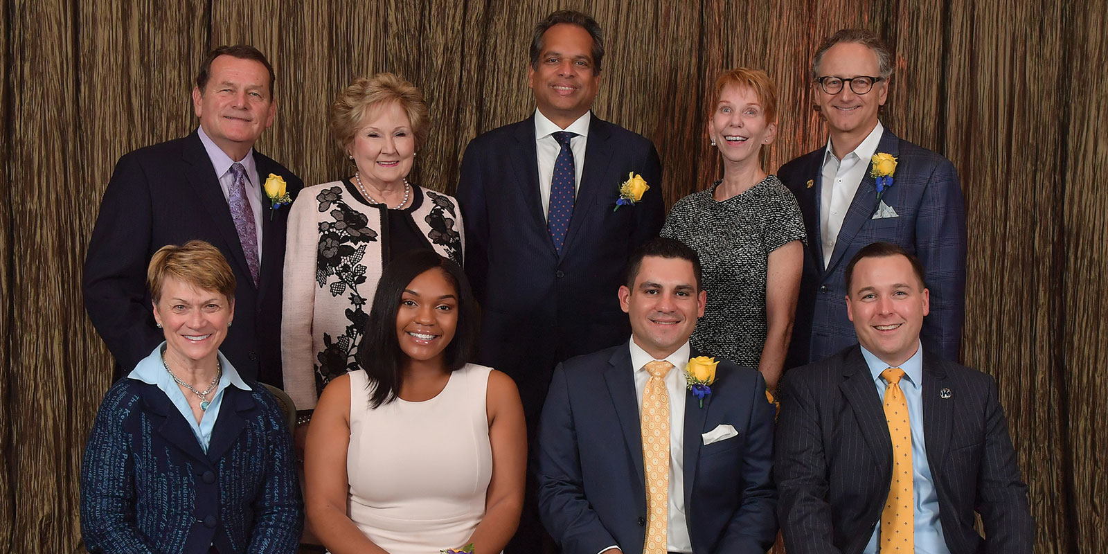 Kent State University Alumni Association hosted the annual Alumni Awards ceremony at the Kent State Hotel and Conference Center on October 5, 2018.