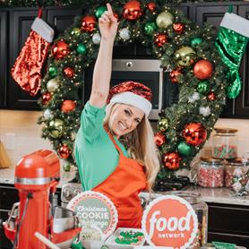Leslie Srodek-Johnson Food network's winner
