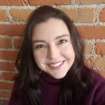 Headshot of Amy Weinland