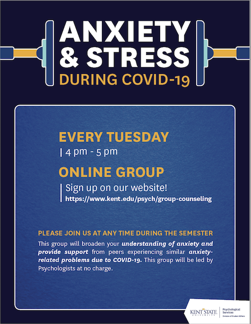 Coping with Anxiety and Stress During COVID-19