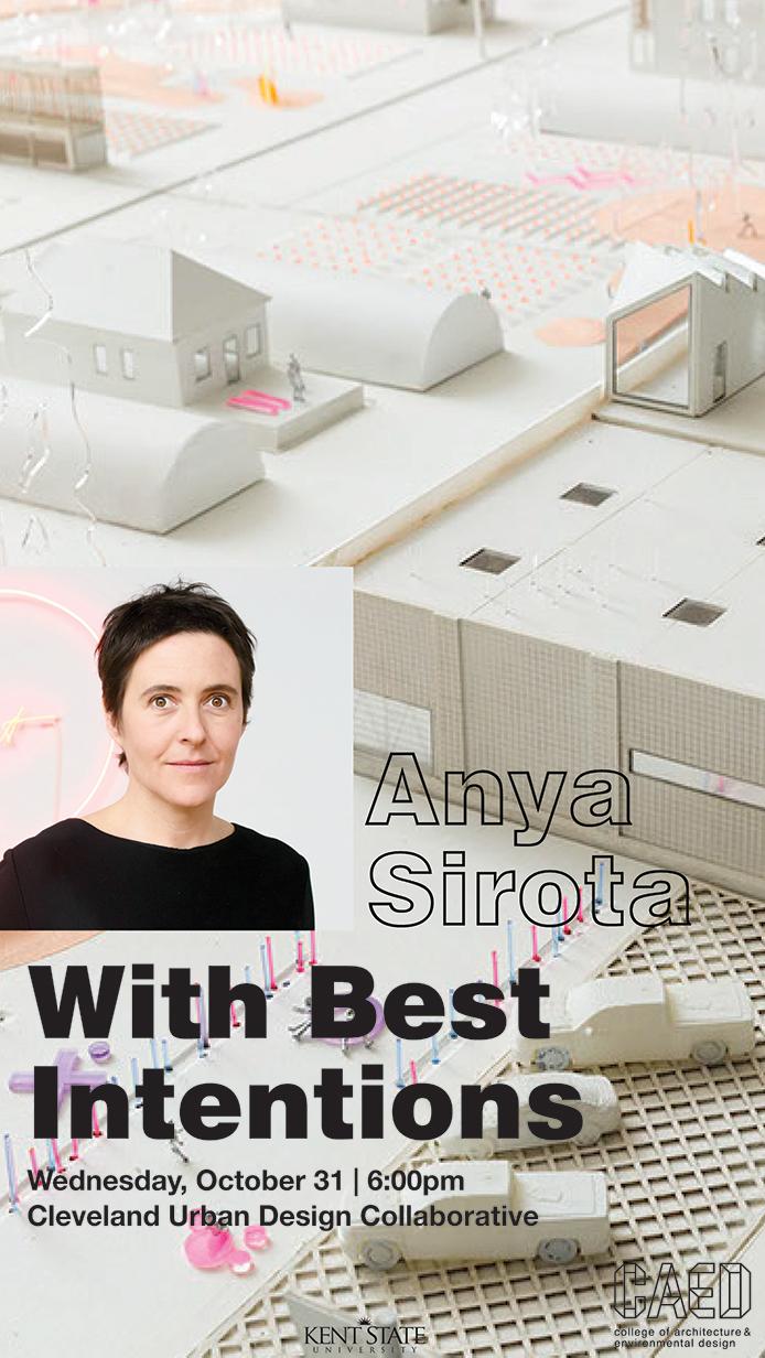 Anya Sirota poster