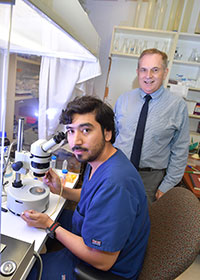 Prolific Biology Researchers
