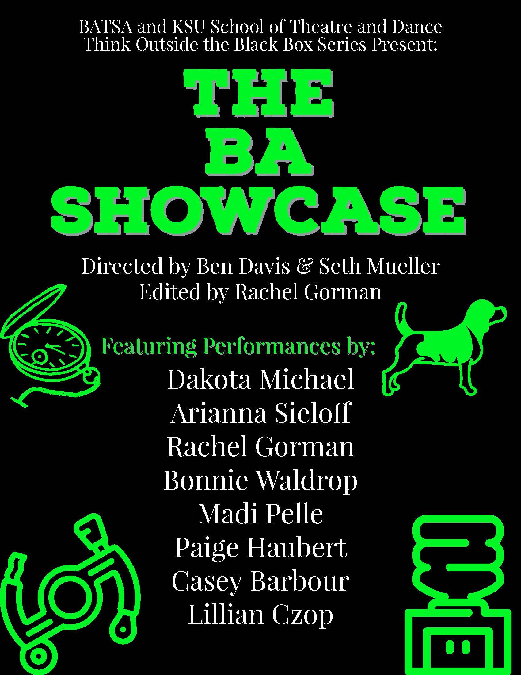BA Showcase