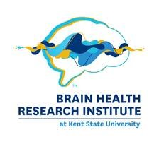 Brain Health Research Institute logo with a graphic of a brain