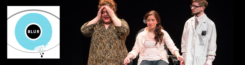Kent State Stark Theatre presents Blur