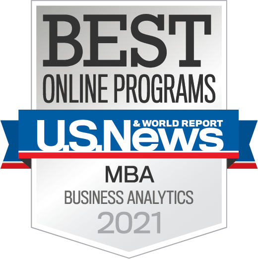U.S. News Business Analytics Concentration