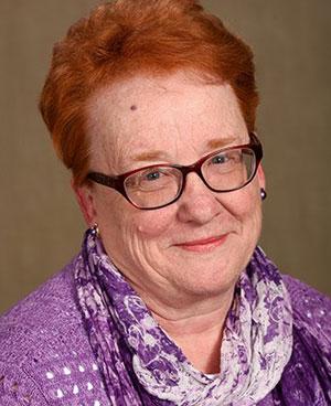 Barbara (Hille) Sposet, BA '68, PhD