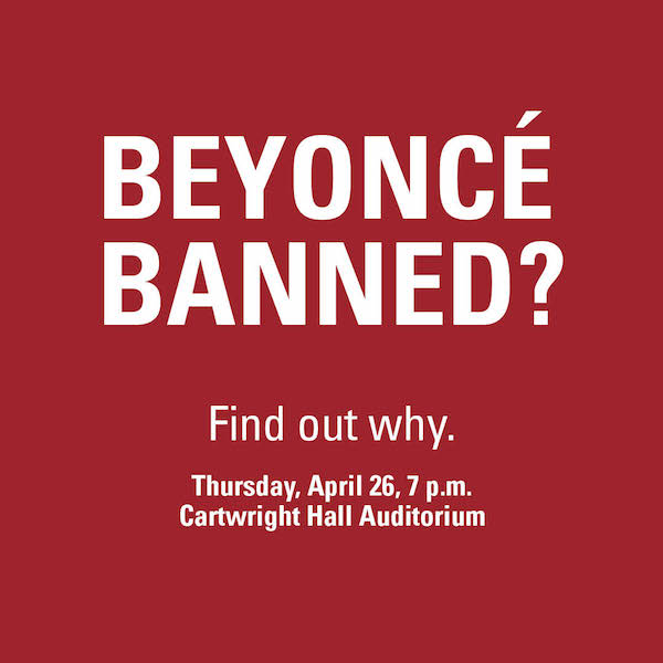 Beyonce Banned? Find out why.