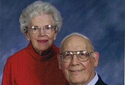 Bill and Margaret Clark