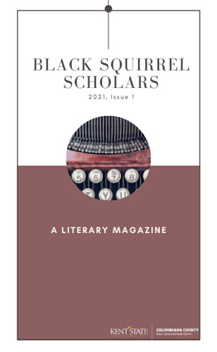 Black Squirrel Scholars, A Literary Magazine