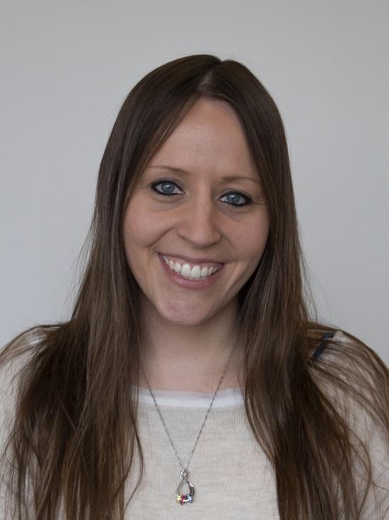 Academic Services Coordinator Brandie Blankenship