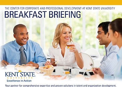 Your Training Partner: Breakfast Briefing