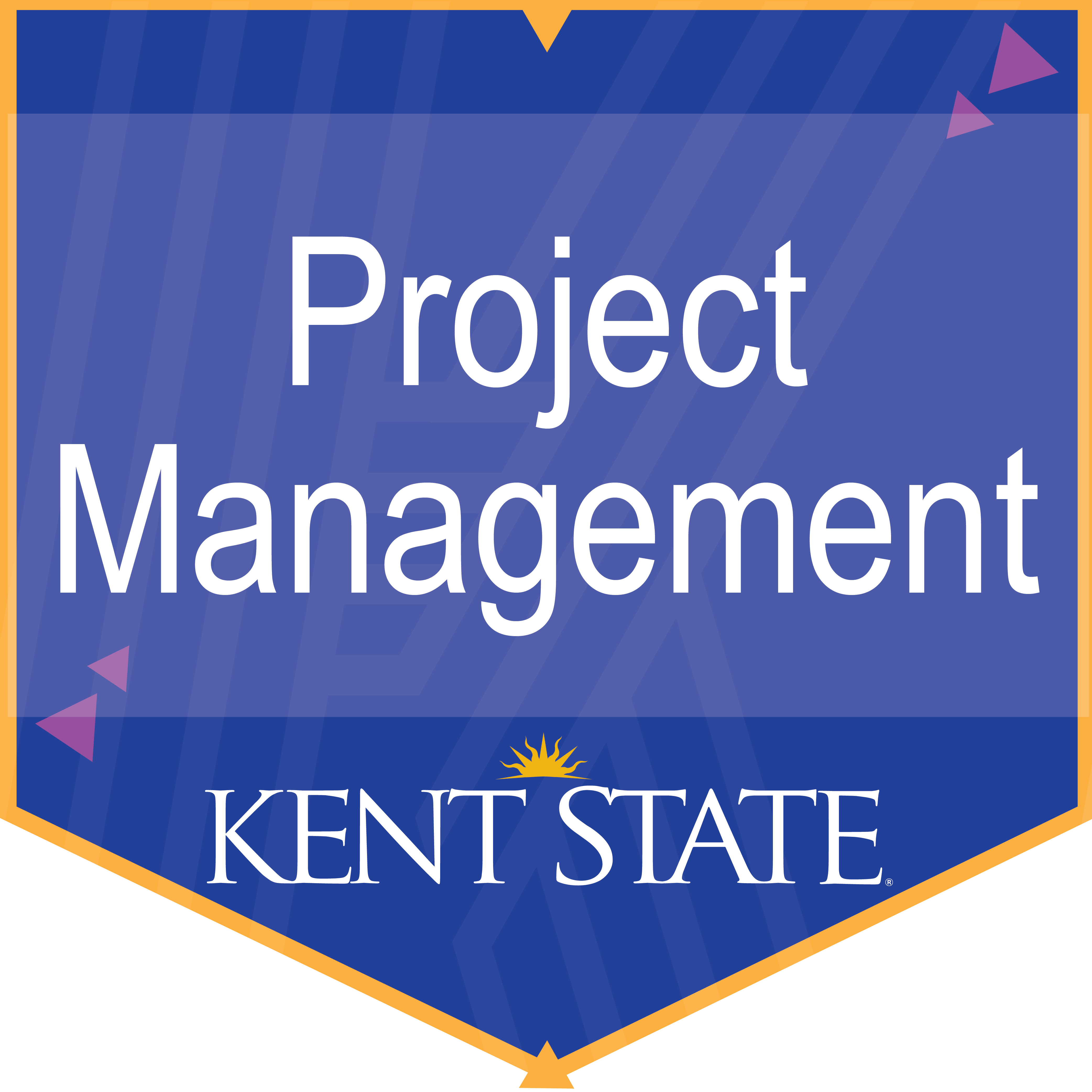 Certificate in Project Management Digital Badge