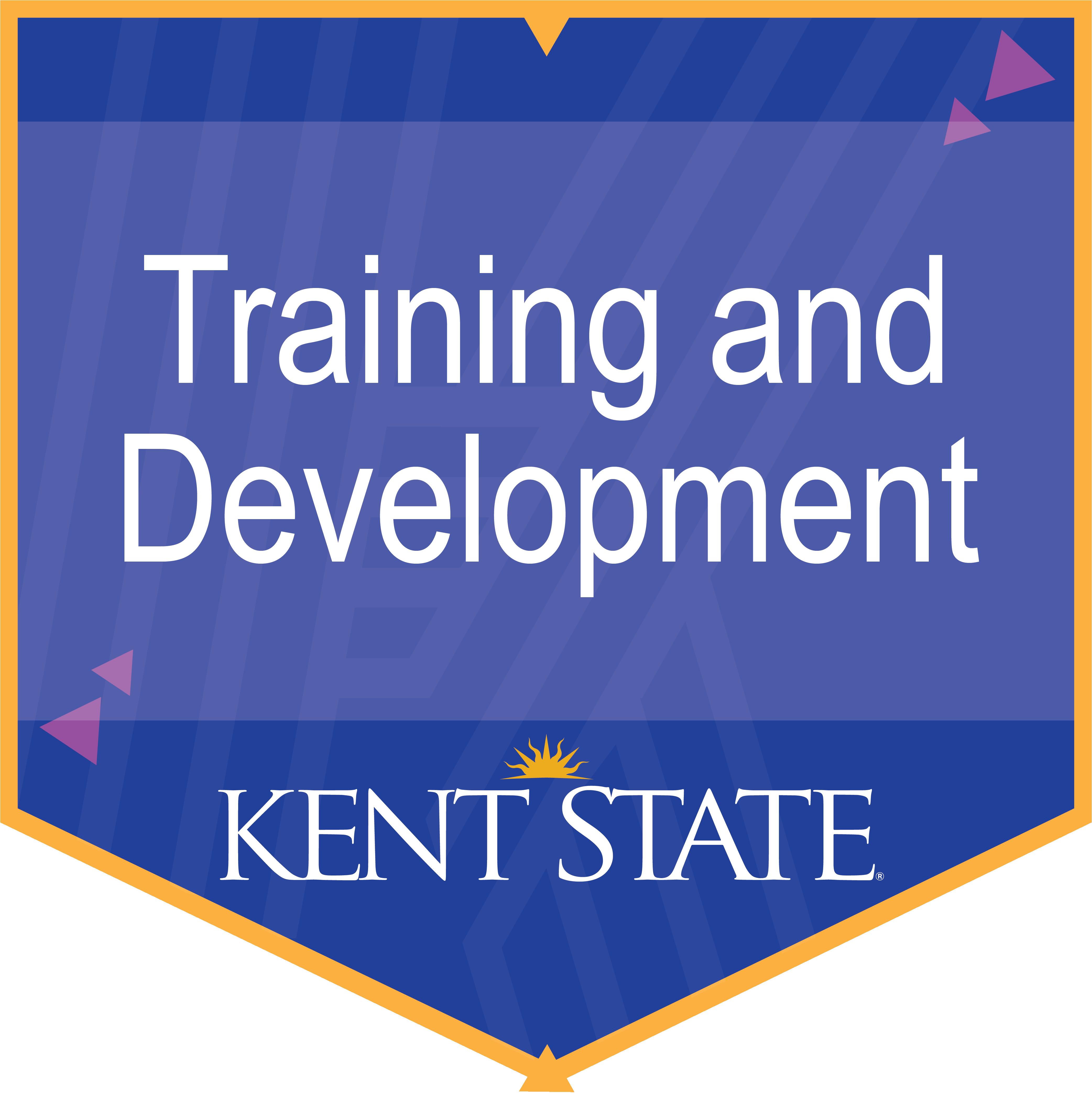 Certificate of Training and Development Digital Badge