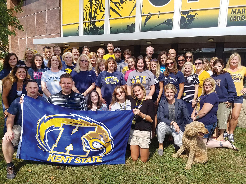 Photo courtesy Cuyahoga Falls High School