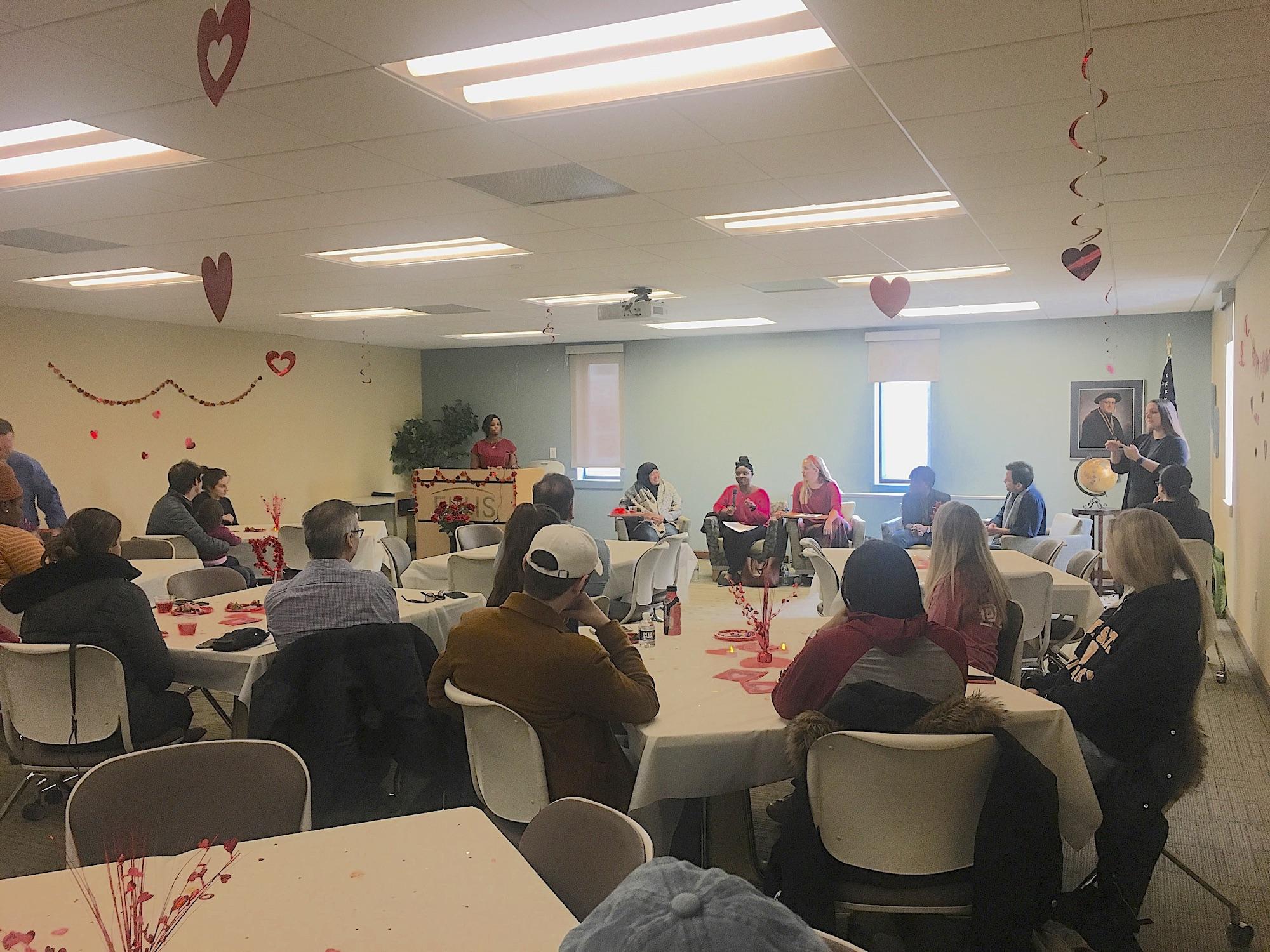 Picture of Cultural Dialogue Valentine Celebration 2020