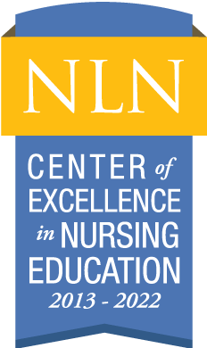 NLN Center of Excellence in Nursing Education 2013-2022
