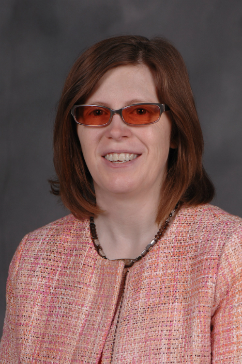 Alicia Crow, Ph.D