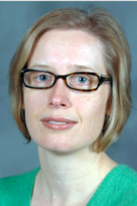 Headshot of Dr. Clare Stacey, associate professor of sociology and co-director of the healthy communities research institute