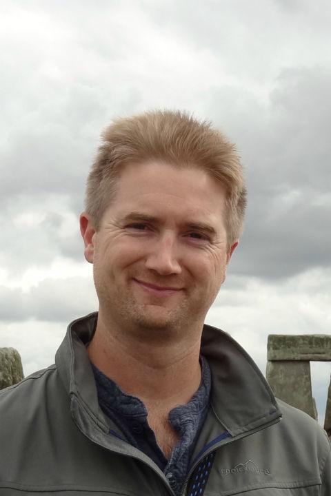 Headshot of Cameron C. Lee